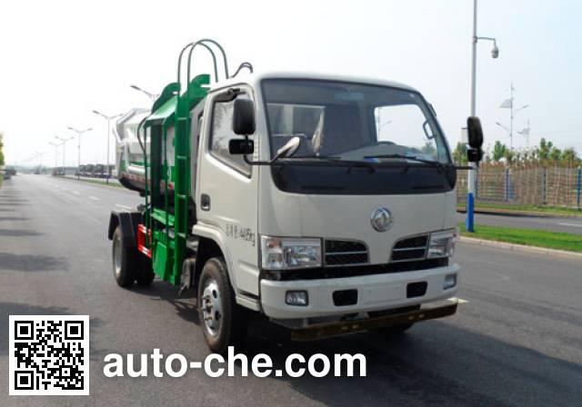 Yutong YTZ5040ZZZ20D5 self-loading garbage truck