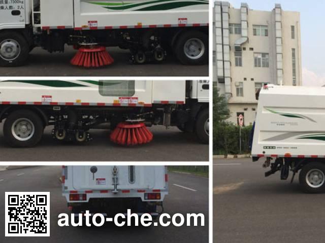 Yutong YTZ5070TSL70D5 street sweeper truck