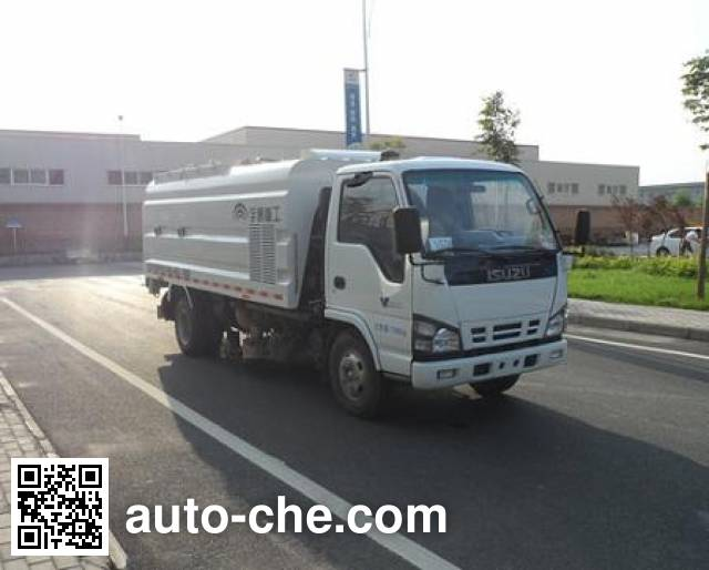 Yutong YTZ5070TXC70F street vacuum cleaner