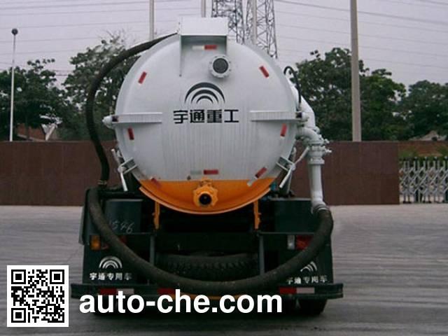 Yutong YTZ5100GXW20E vacuum sewage suction truck