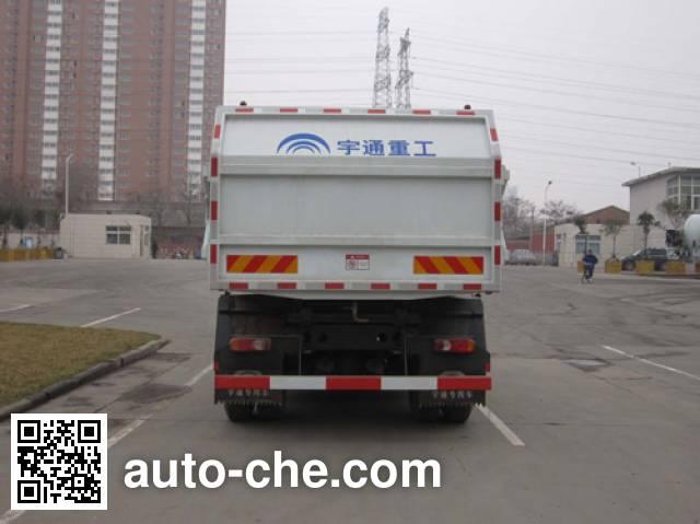 Yutong YTZ5120ZLJ20F dump garbage truck