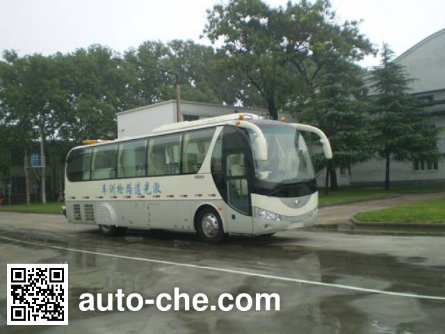 Yutong YTZ5130XJCK0E road testing vehicle