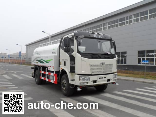 Yutong YTZ5160GQX10D5 street sprinkler truck