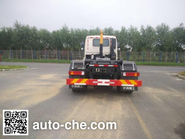 Yutong YTZ5160ZXX60D5 detachable body garbage truck