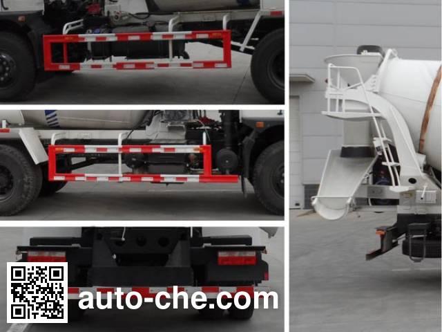 Yutong YTZ5166GJB20F concrete mixer truck