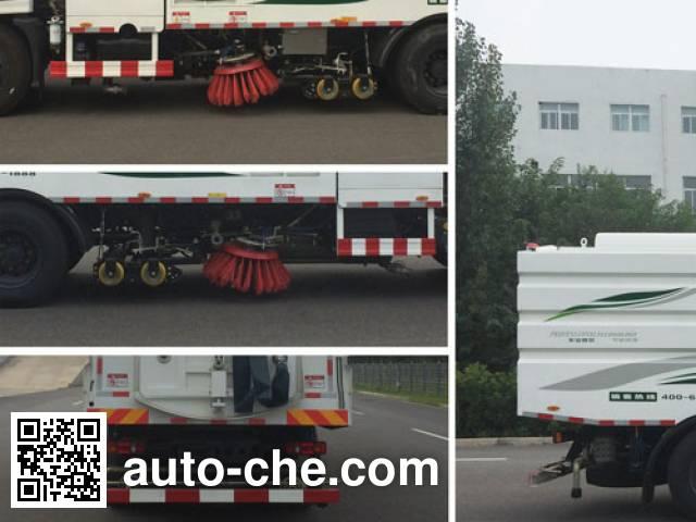 Yutong YTZ5180TXS20D5 street sweeper truck
