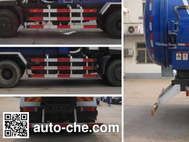 Yutong YTZ5250ZWX20E sludge dump truck