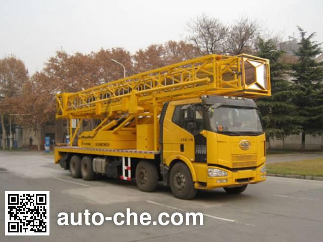 Yutong YTZ5310JQJ10F21P bridge inspection vehicle