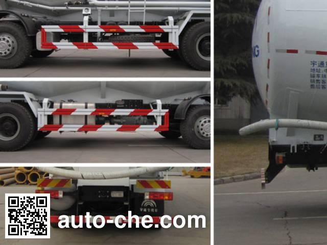Yutong YTZ5315GFL34E bulk powder tank truck