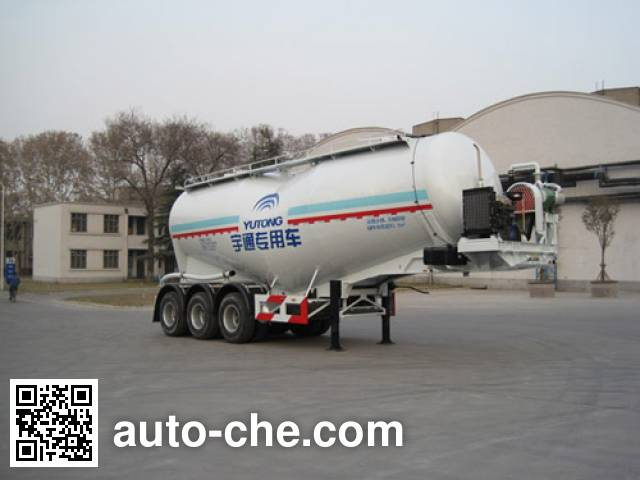 Yutong YTZ9400GFL bulk powder trailer