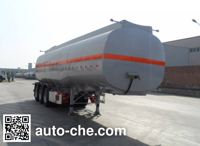 Yutong YTZ9400GRYA02 flammable liquid tank trailer