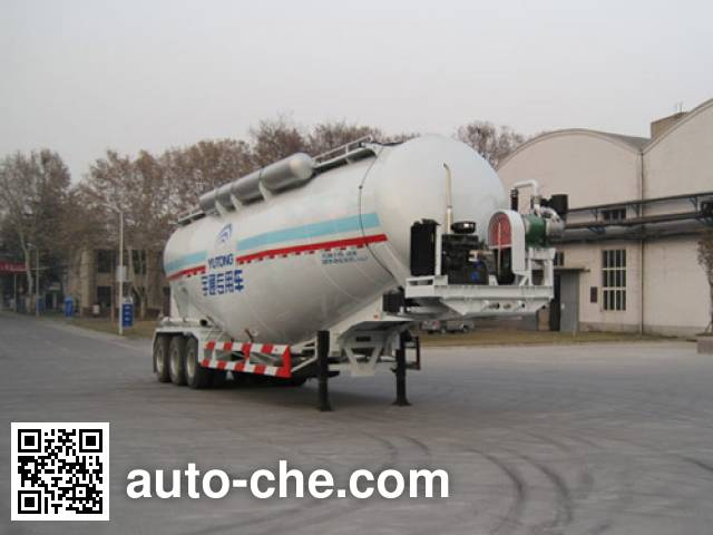 Yutong YTZ9401GFL bulk powder trailer