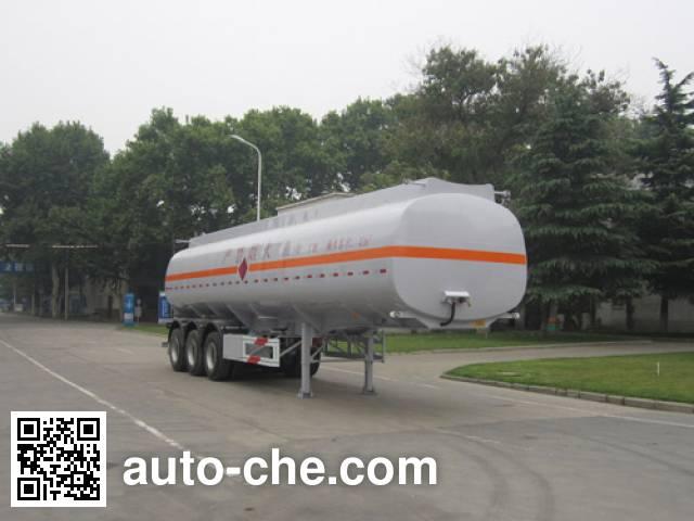 Yutong YTZ9401GRYA flammable liquid tank trailer
