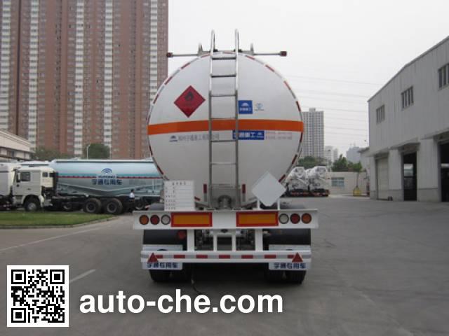 Yutong YTZ9401GRYD01 flammable liquid tank trailer