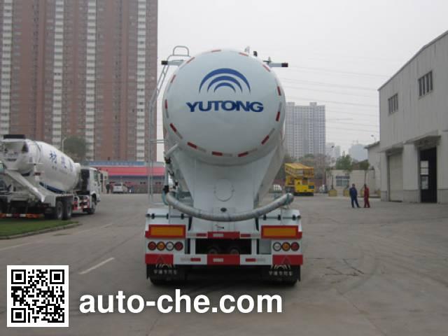 Yutong YTZ9402GFLA medium density bulk powder transport trailer