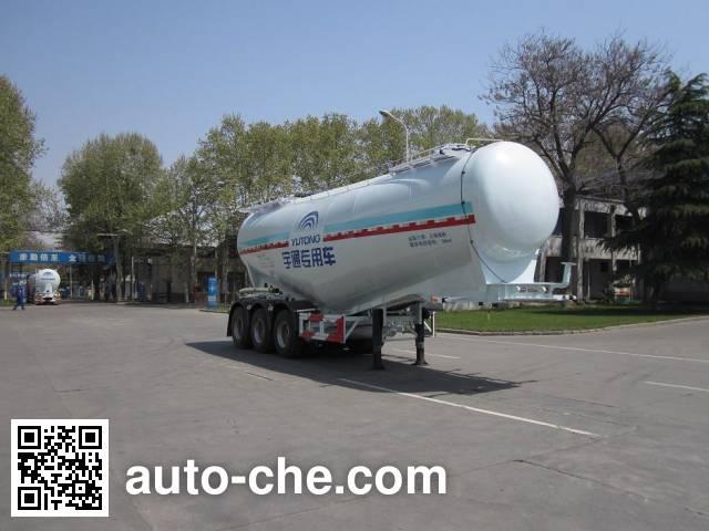 Yutong YTZ9403GFLA3813 medium density bulk powder transport trailer