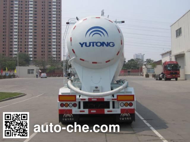 Yutong YTZ9404GFLA low-density bulk powder transport trailer