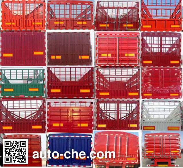 Jibeijia YWP9402CCY stake trailer