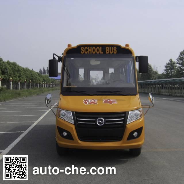 扬子牌YZK6570XE4C小学生专用校车