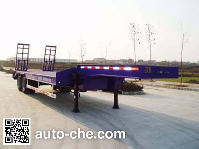 扬子牌YZK9230TDP低平板运输半挂车
