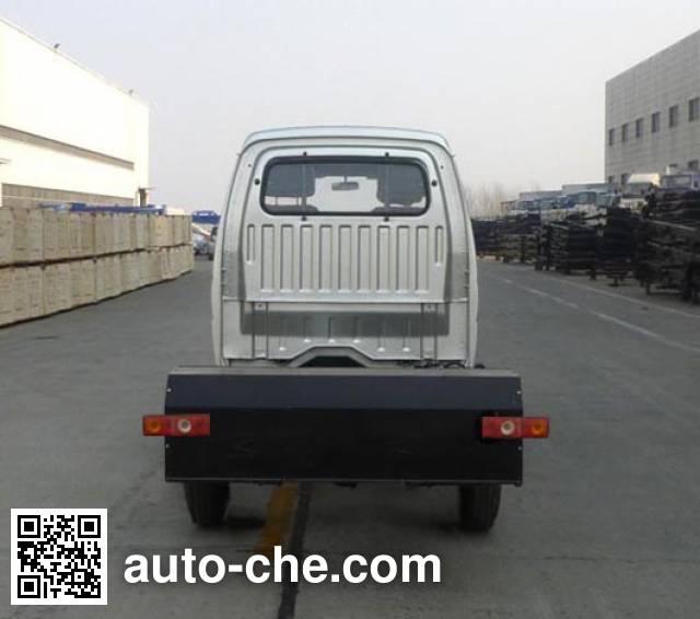 T-King Ouling ZB1035ASC3V шасси двухтопливного грузовика