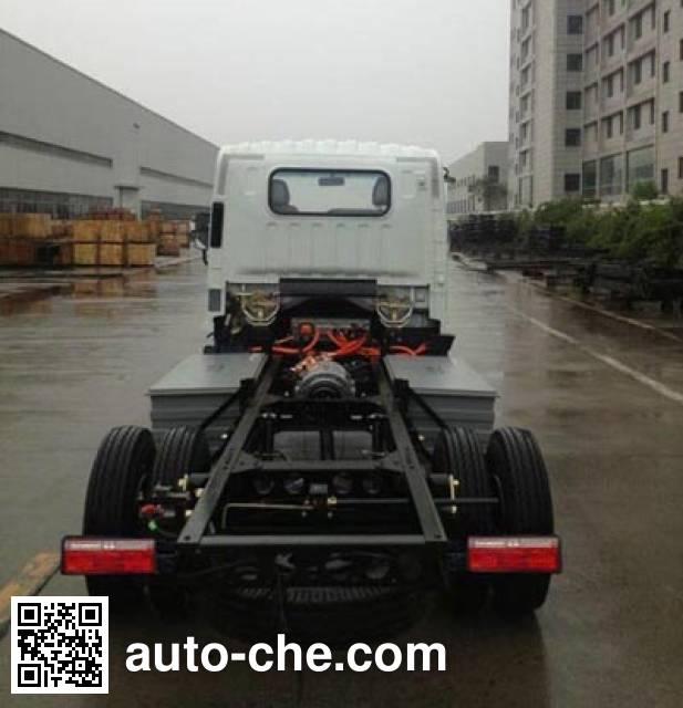 T-King Ouling ZB1040BEVKDC6 шасси электрического грузовика