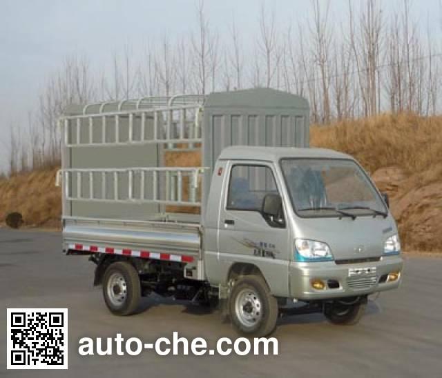 T-King Ouling ZB1605CST низкоскоростной грузовик с решетчатым тент-каркасом