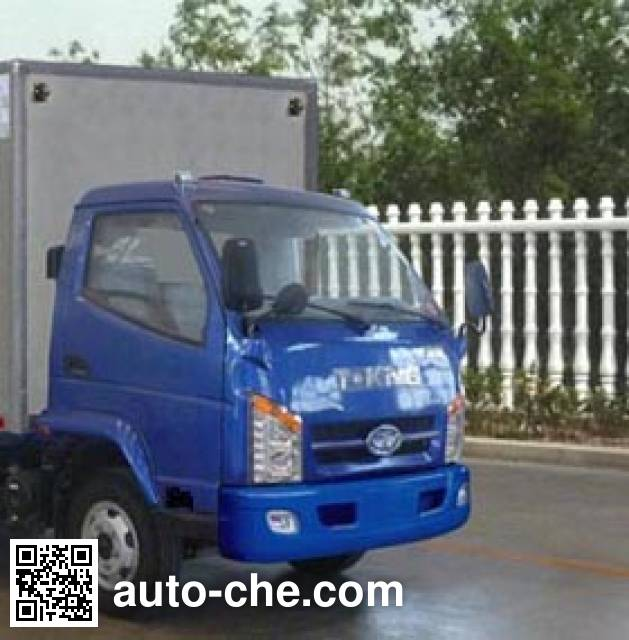 T-King Ouling ZB2030XXYLDD6F cross-country box van truck