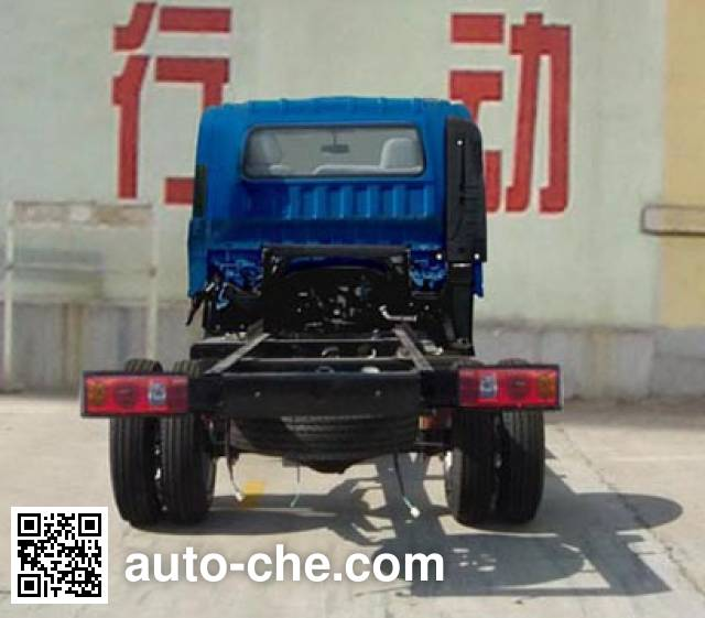 T-King Ouling ZB3040KPD5V dump truck chassis