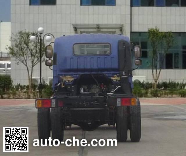 T-King Ouling ZB3160UPG9V dump truck chassis