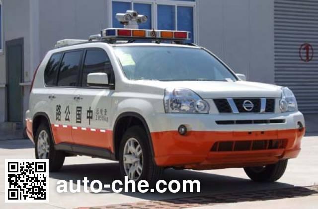 T-King Ouling ZB5020XLZ автомобиль муниципальной дорожной администрации