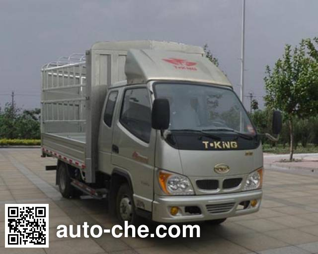 T-King Ouling ZB5040CCYBPC3V stake truck