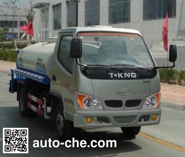 T-King Ouling ZB5040GSSDF поливальная машина (автоцистерна водовоз)