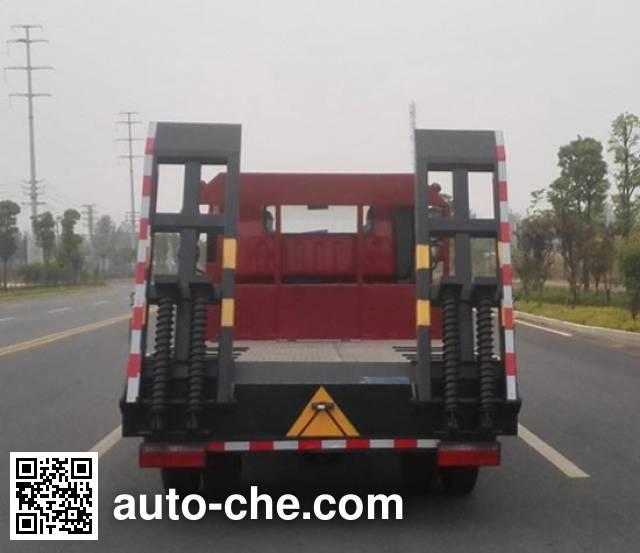 T-King Ouling ZB5040TPBUDD6V flatbed truck