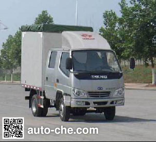 T-King Ouling ZB5040XPYBSB7S soft top box van truck