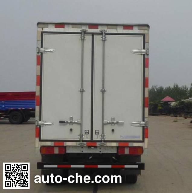 T-King Ouling ZB5040XXYBDC3V box van truck