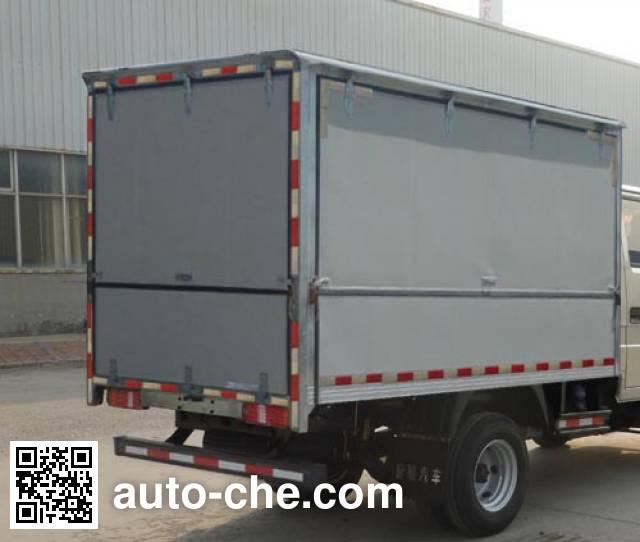 T-King Ouling ZB5040XXYBSC3V box van truck