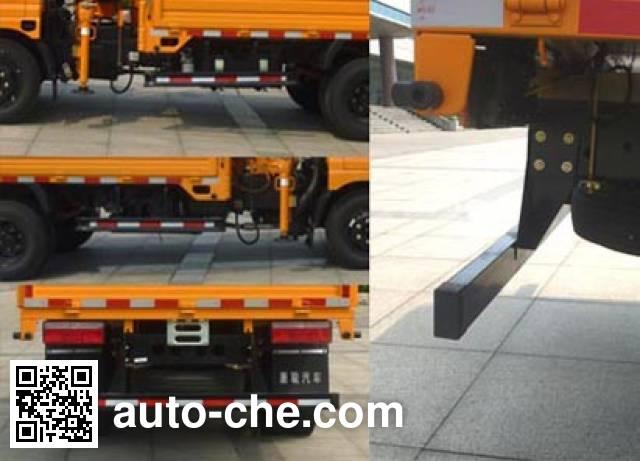 T-King Ouling ZB5041JSQJDD6V truck mounted loader crane