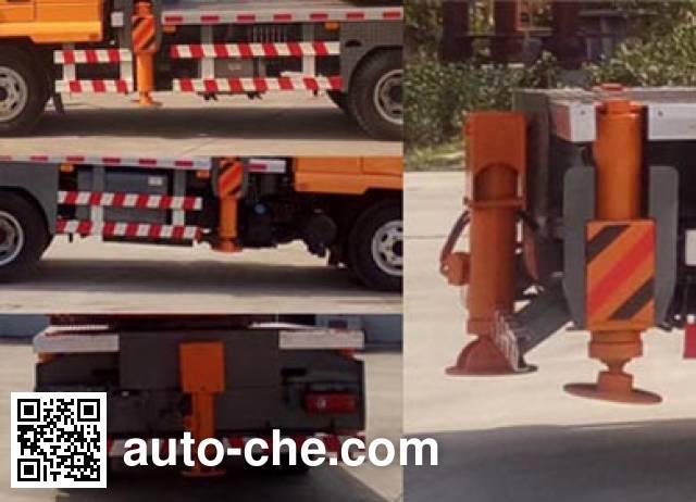 T-King Ouling ZB5080JQZTPD6V truck crane