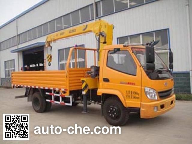 T-King Ouling ZB5080JSQDF truck mounted loader crane