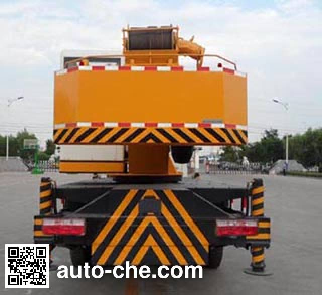 T-King Ouling ZB5100JQZDF truck crane