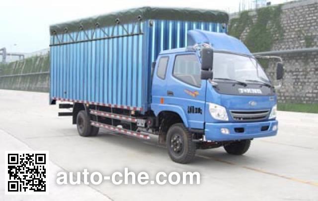 T-King Ouling ZB5130CPYTPG3F soft top box van truck
