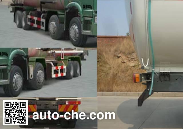 T-King Ouling ZB5317GFLZZ автоцистерна для порошковых грузов низкой плотности