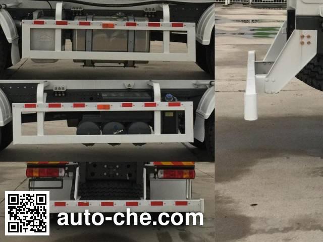 Huajun ZCZ5310GJBZHG concrete mixer truck