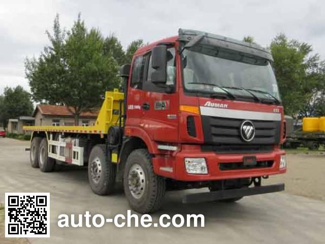 Fuqing Tianwang ZFQ3310ZPB43 flatbed dump truck