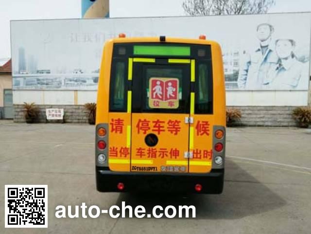 友谊牌ZGT6561DVY1幼儿专用校车