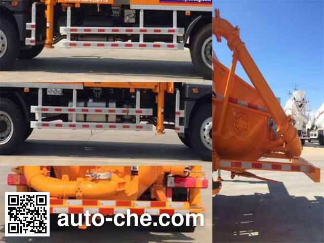 Hailong Jite ZHL5181THB concrete pump truck