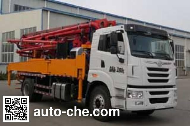 Hailong Jite ZHL5230THB автобетононасос