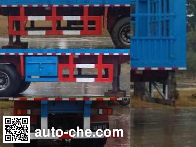 Xinjun ZHY9400CCY полуприцеп с решетчатым тент-каркасом