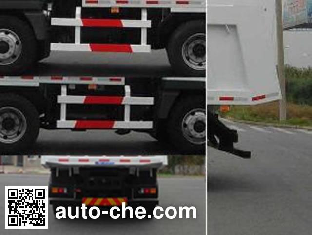 CIMC ZJV3250THFV48 mining dump truck